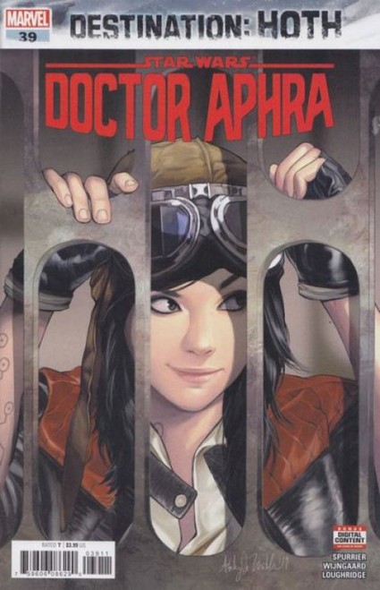Marvel Star Wars: Doctor Aphra, Vol. 1 #39A Comic Book