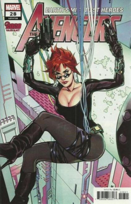 Marvel Avengers, Vol. 8 #28B Comic Book