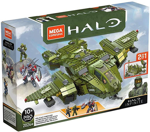 Halo Infinite Pelican Inbound Set (Pre-Order ships November)
