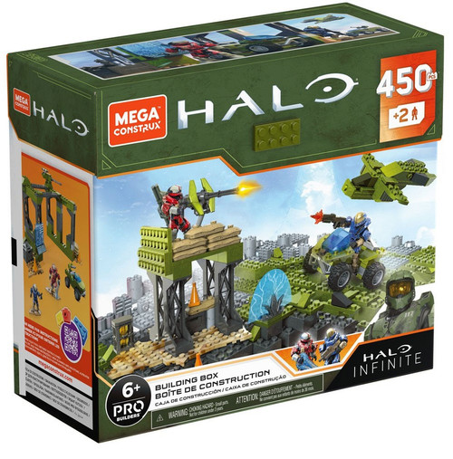 Halo Infinite Building Box Set
