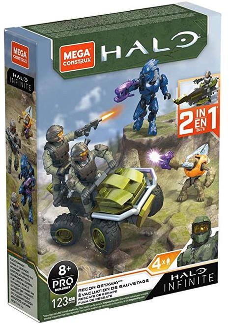 Halo Infinite Recon Getaway Vehicle Set