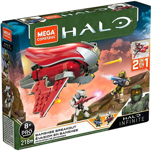Halo Infinite Banshee Breakout Set