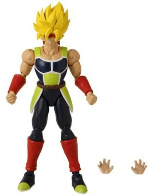 Dragon Ball Super Dragon Stars Super Saiyan Bardock Action Figure