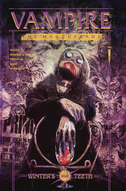 Vault Comics Vampire the Masquerade Comic Book