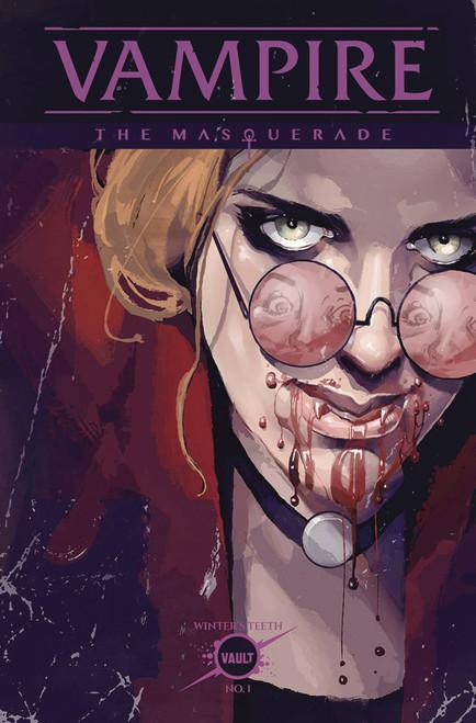 Vault Comics Vampire the Masquerade Comic Book [Tim Daniel & Nathan Gooden Cover B]