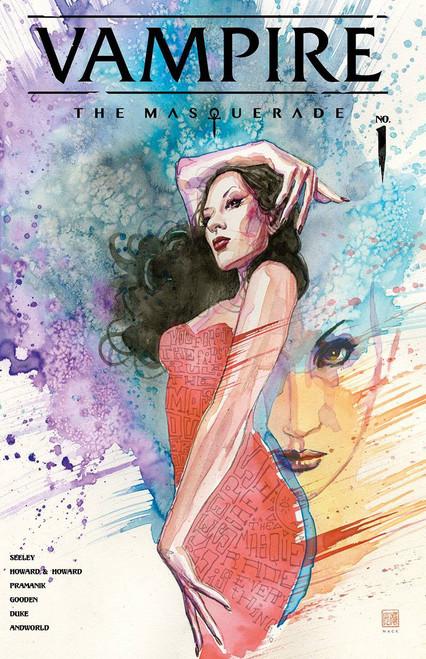 Vault Comics Vampire the Masquerade Comic Book [David Mack Cover C]