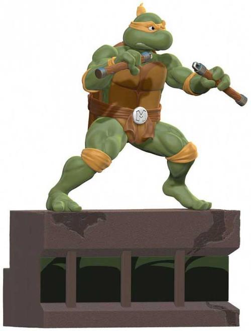 Teenage Mutant Ninja Turtles Michelangelo Collectible PVC Statue