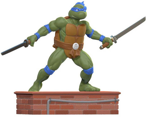 Teenage Mutant Ninja Turtles Leonardo Collectible PVC Statue