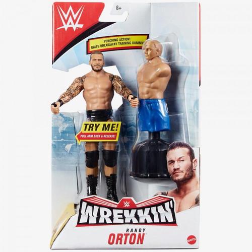 WWE Wrestling Wrekkin' Randy Orton Action Figure