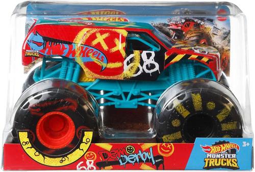 Hot Wheels Monster Trucks Dem Derby Diecast Car