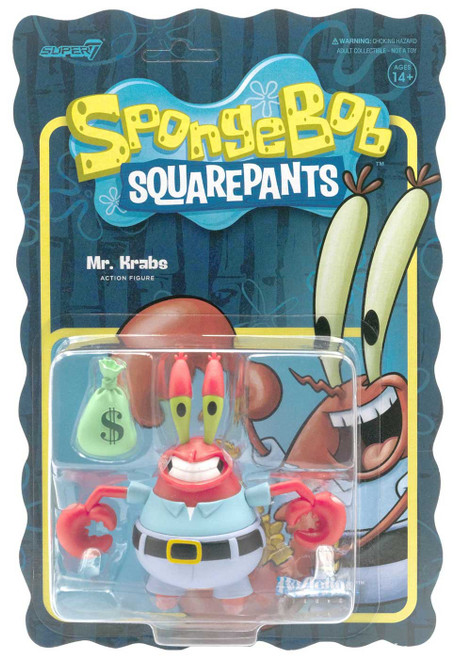 Krabs Cosplay GK Statue Collectibles Action Figure New In Stock SpongeBob Mr