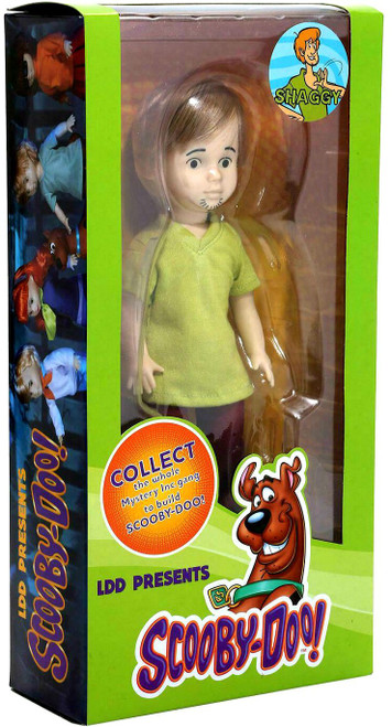 Living Dead Dolls Scooby Doo & Mystery Inc. LDD Presents Shaggy Doll [Contains Part to Build Scooby-Doo!] (Pre-Order ships January)