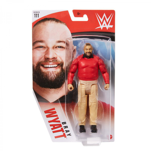 WWE Wrestling Series 111 Bray Wyatt Action Figure [Firefly Funhouse] (Pre-Order ships January)