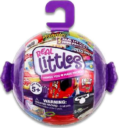 Shopkins Real Littles Season 14 Exclusive Mystery Mini Pack [2 Shopkins & 2 Mini Packs] (Pre-Order ships February)