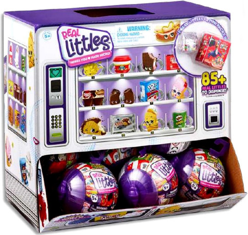 Shopkins Real Littles Season 14 Exclusive Mystery Mini Box [18 Packs]