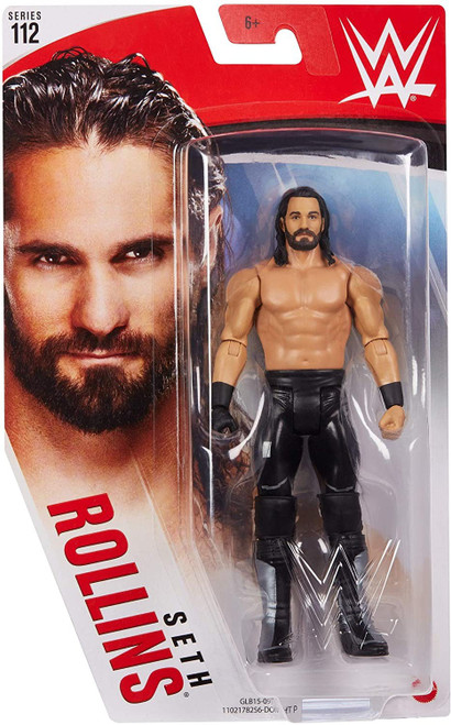 WWE Wrestling Series 112 Seth Rollins Action Figure