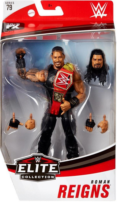 WWE Wrestling Elite Collection Series 79 Roman Reigns Action Figure