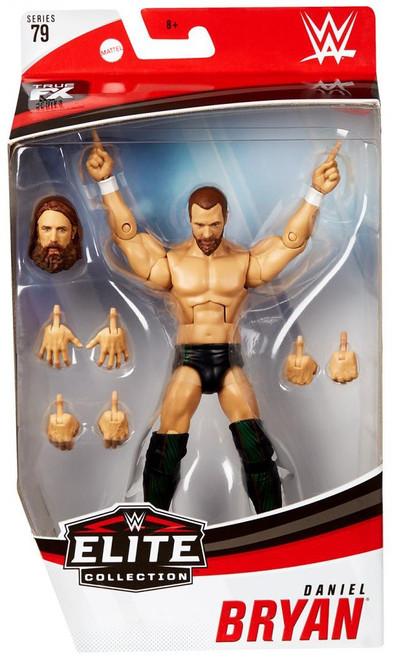 WWE Wrestling Elite Collection Series 79 Daniel Bryan Action Figure