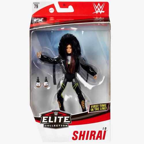 WWE Wrestling Elite Collection Series 79 Io Shirai Action Figure