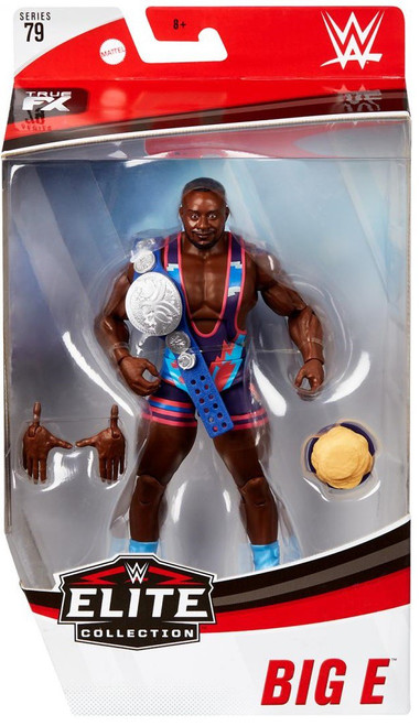 WWE Wrestling Elite Collection Series 79 Big E Action Figure