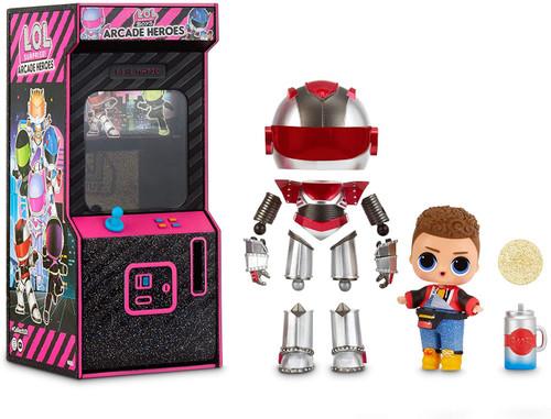 LOL Surprise Boys Arcade Heroes Mystery Pack