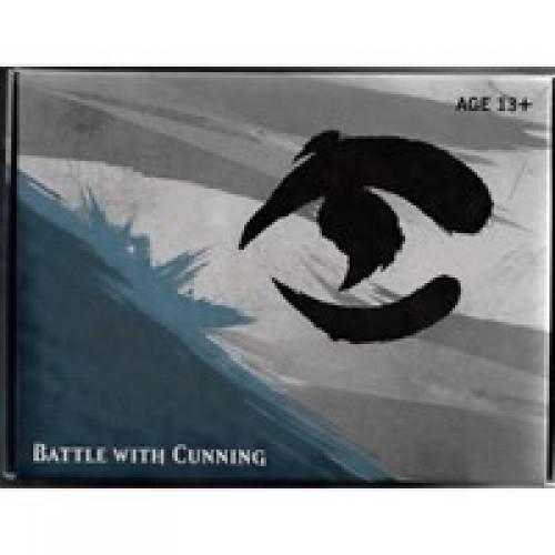 MtG Trading Card Game Khans of Tarkir Jeskai Pre-Release Kit [Battle With Cunning]