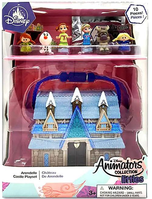 Disney Frozen Littles Animators' Collection Arendelle Castle Exclusive Micro Playset [2020]
