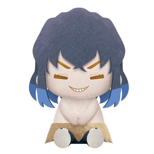 Demon Slayer: Kimetsu no Yaiba Inosuke Hashibira 7.9-Inch Plush [No Mask] (Pre-Order ships January)
