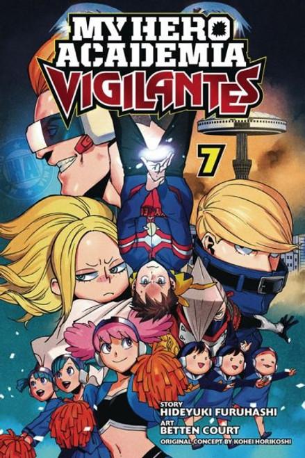 Viz Media My Hero Academia: Vigilantes Manga #7