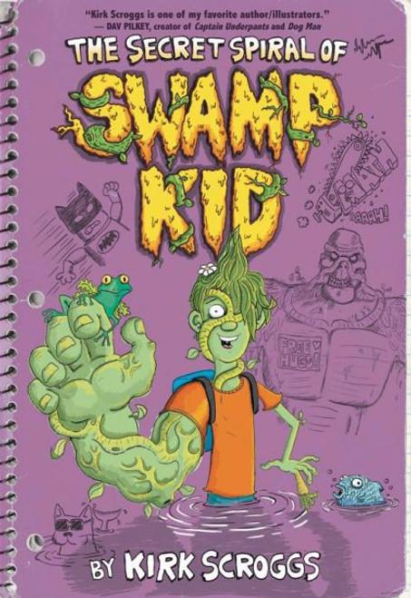 DC Comics Secret Spiral of Swamp Kid Trade Paperback