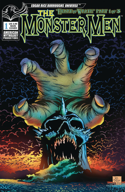 American Mythology Productions Monster Men #1 Comic Book