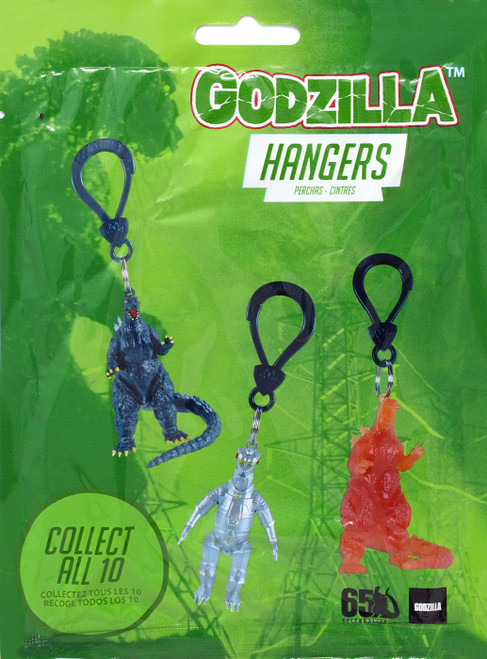 Backpack Hangers Godzilla Mystery Box [20 Packs]