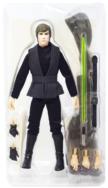 Star Wars Real Action Heroes Jedi Knight Luke Skywalker Action Figure [Sun Damaged]