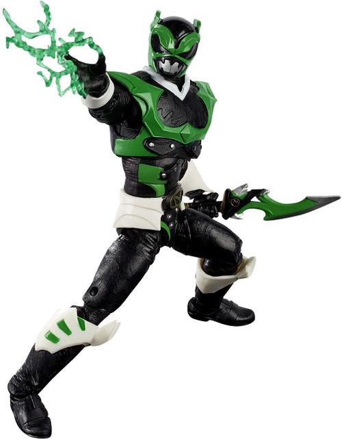 Power Rangers In Space Lightning Collection Psycho Green Ranger Exclusive 6-Inch Helmet