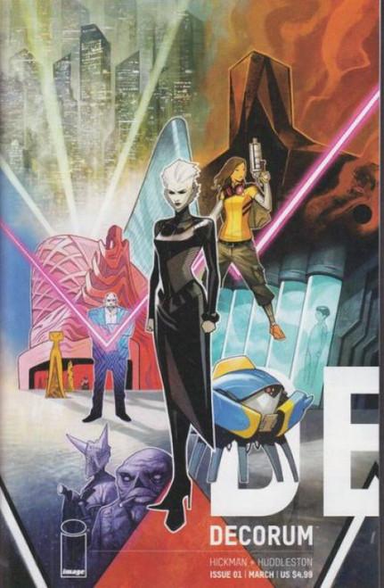Image Comics Decorum #1A Comic Book