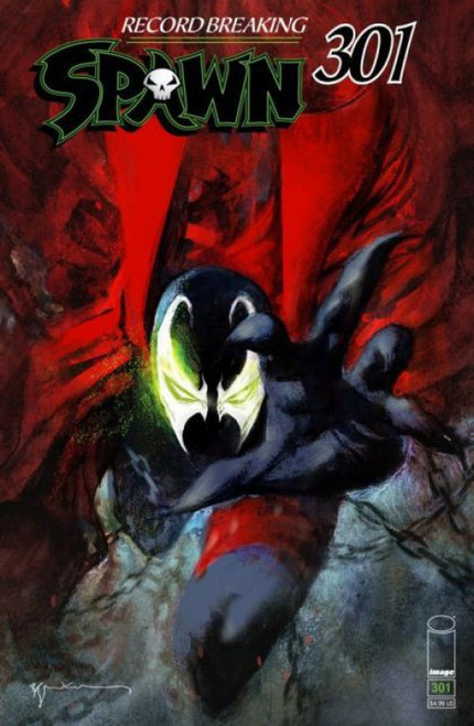 Image Comics Spawn #301M Comic Book