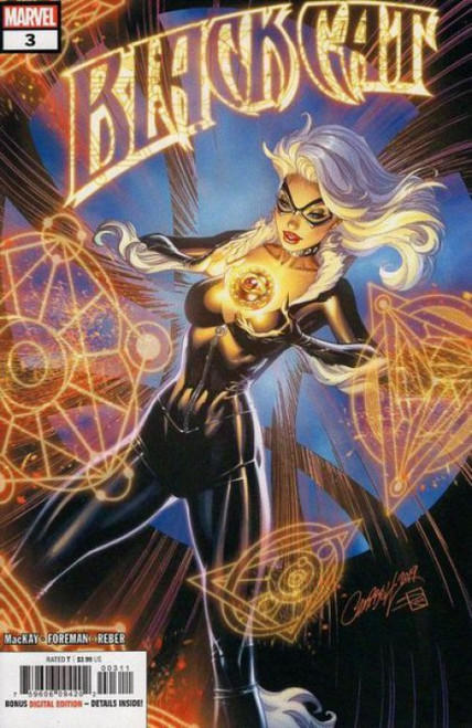 Marvel Black Cat, Vol. 1 #3A Comic Book