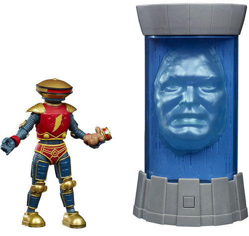 Power Rangers Mighty Morphin Lightning Collection Zordon & Alpha 5 Exclusive Action Figure 2-Pack