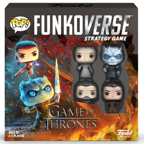 Funko Game of Thrones Strategy Board Game Base Set