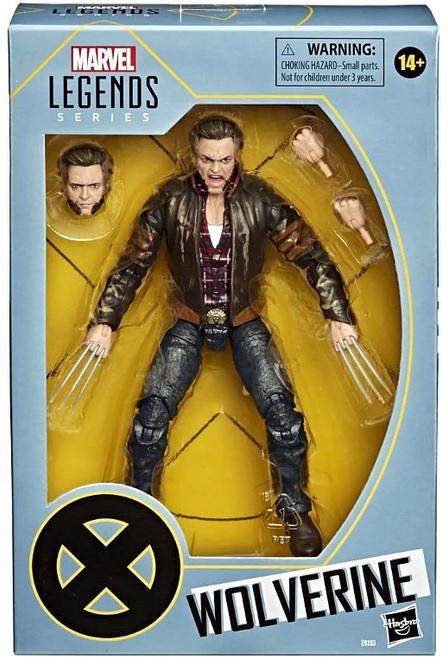 Marvel X-Men Legends 20th Anniversary Wolverine Action Figure