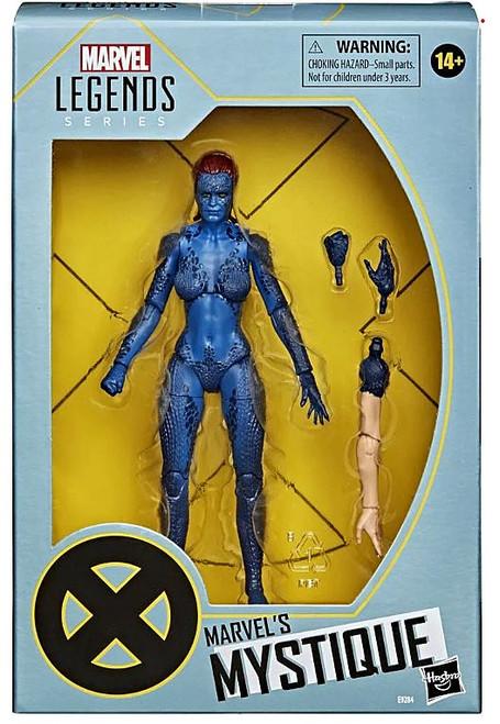 Marvel X-Men Legends 20th Anniversary Mystique Action Figure