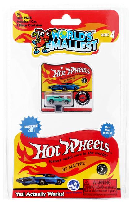 World's Smallest Hot Wheels Twinduction Diecast Car [2011]