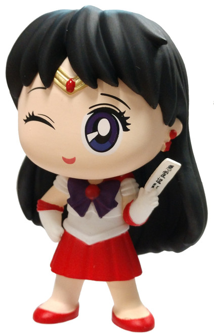 Funko Sailor Moon Sailor Mars 1/72 Mystery Minifigure [Winking Loose]