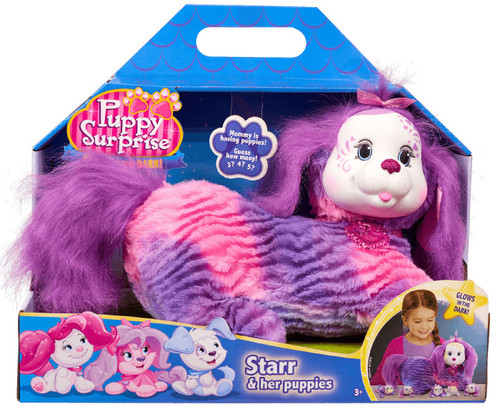 Puppy Surprise Starr & Her Puppies Plush Toy