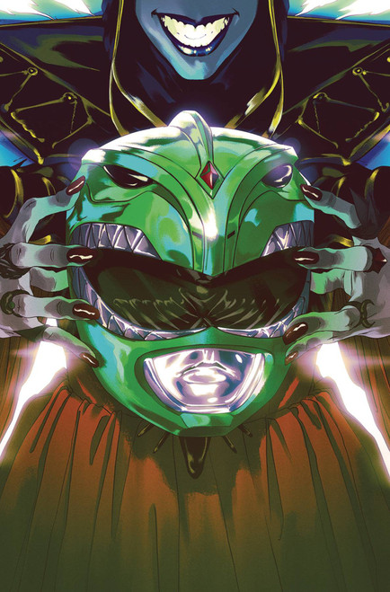 Boom Studios Mighty Morphin Power Rangers #51 Comic Book [Goni Montes Foil Variant Cover]