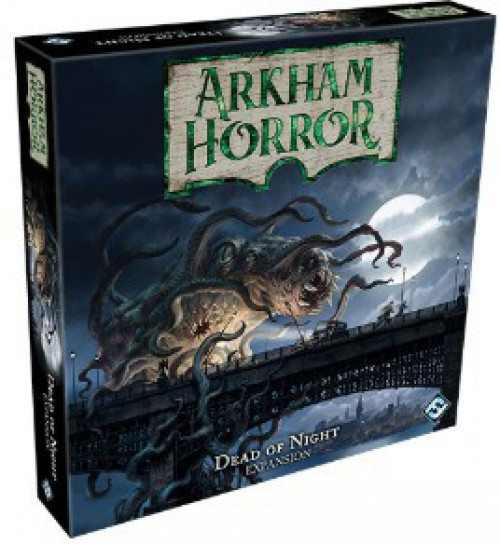 Arkham Horror The Card Game Dead of Night Expansion