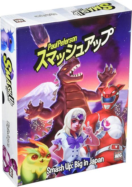 Smash Up Big In Japan Board Game Expansion