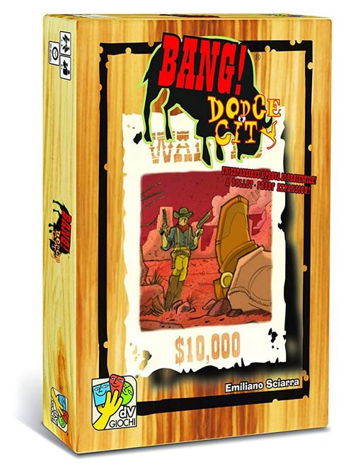 Bang! Dodge City Card Game Expansion