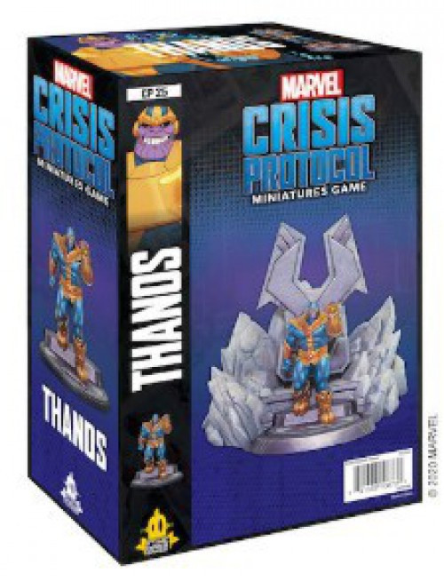 Marvel Crisis Protocol Thanos Character Pack