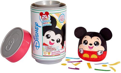 Disney Soda Pops Mystery Plush
